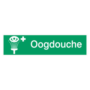 Oogdouche sticker