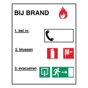 Calamiteiten: Bij brand