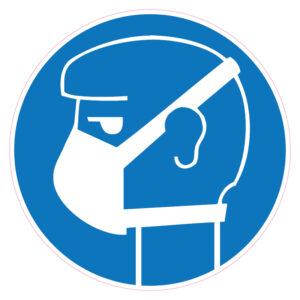 Lichte ademhalingsbescherming verplicht