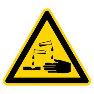 Bijtende Corrosieve Stoffen