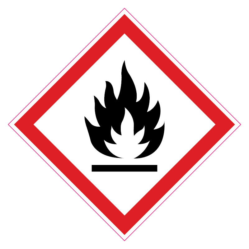 Brandgevaarlijk (GHS)