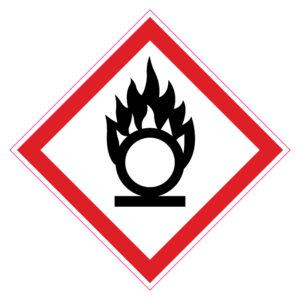 Brandbevorderend (GHS)