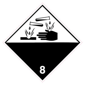 Bijtend (corrosief)