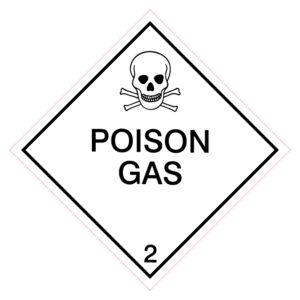 Vergiftige gassen