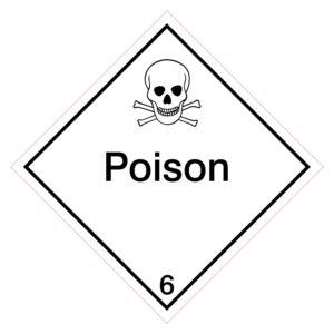 Vergiftig