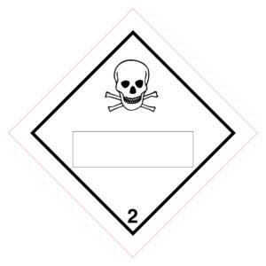 Giftig Gas