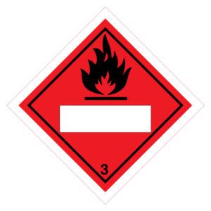 Ontvlambaar (brandbare vloeistof)