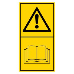 Eerst handleiding lezen