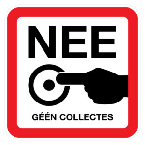 Geen Collectes