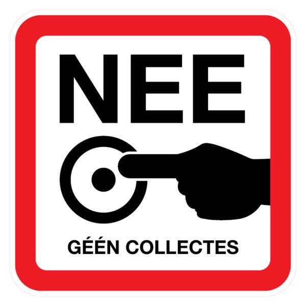 Geen Collectes