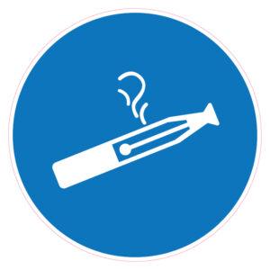 E-sigaretten toegestaan