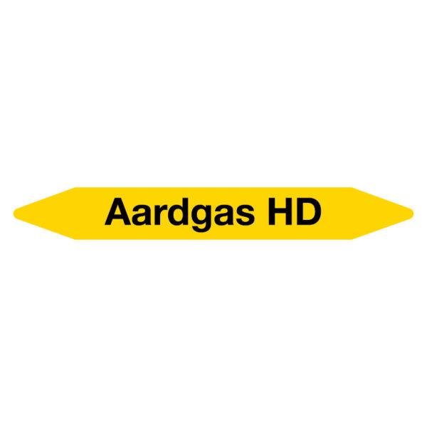 Leidingmarker Aardgas HD