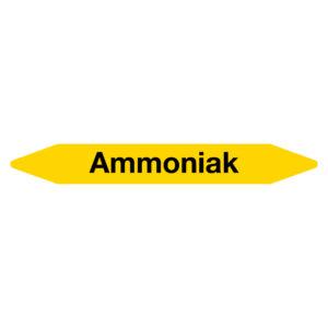 Leidingmarker Ammoniak