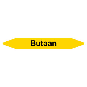 Leidingmarker Butaan
