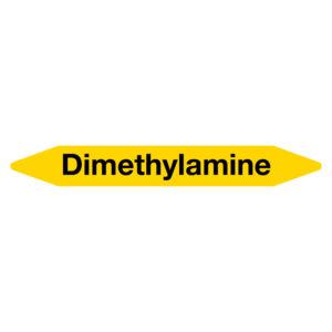 Leidingmarker Dimethylamine