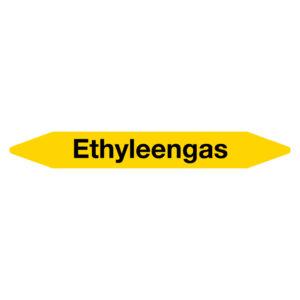 Leidingmarker Ethyleengas