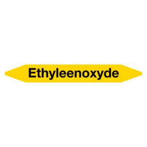 Leidingmarker Ethyleenoxyde