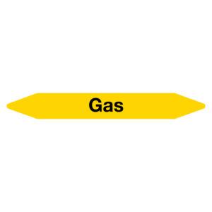 Leidingmarker Gas