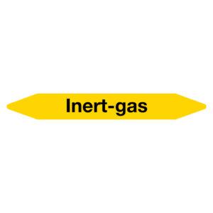Leidingmarker Inert-gas