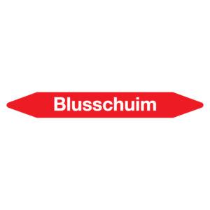 Leidingmarker Blusschuim