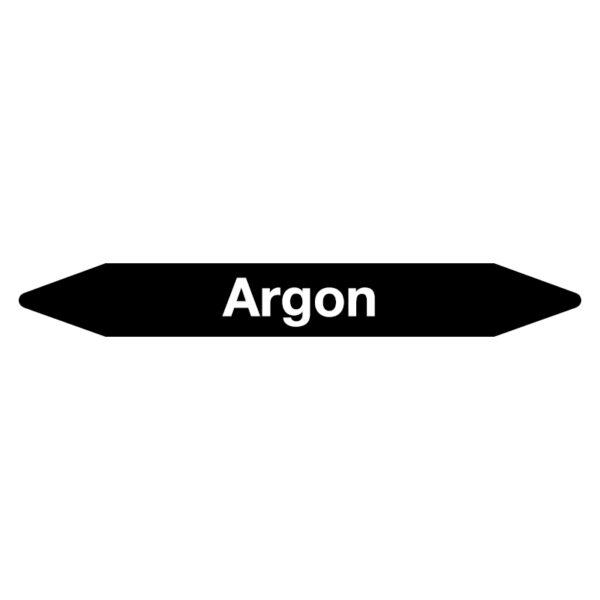 Leidingmarker Argon