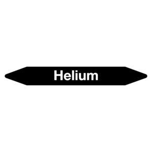 Leidingmarker Helium