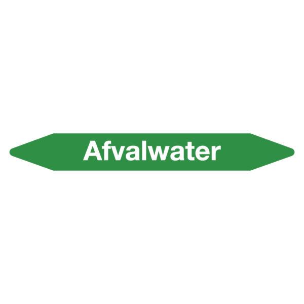 Leidingmarker afvalwater