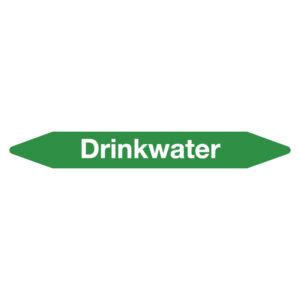 Leidingmarker drinkwater