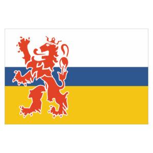 Vlagsticker Limburg