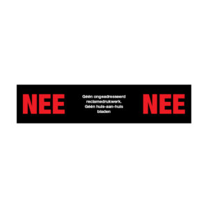 Nee-Nee sticker