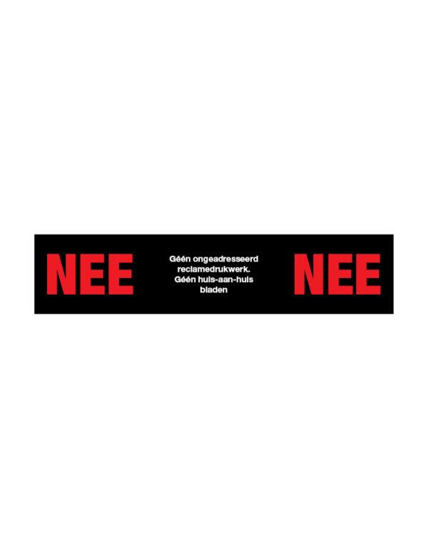 Nee-Nee sticker