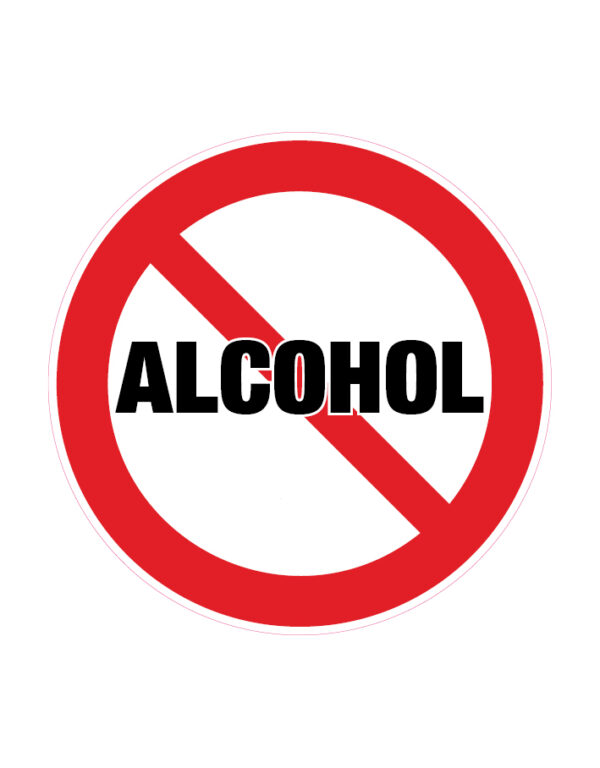 Alcoholverbod