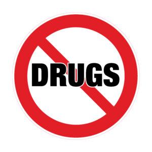Drugsverbod