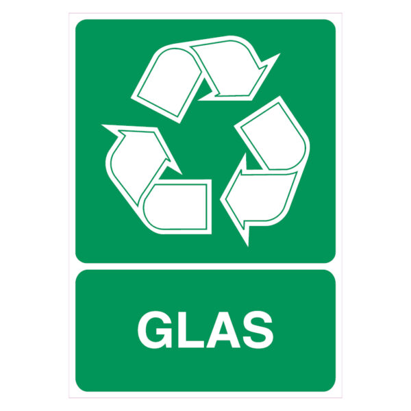 Glas recycling