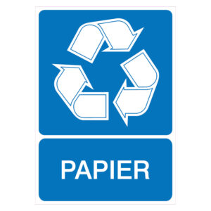 Papier recycling