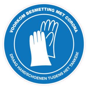 Draag Handschoenen