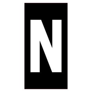 N-sticker