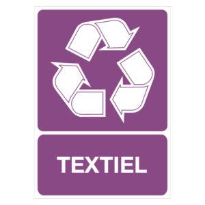 Recycling Textiel