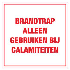 Brandtrap