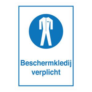 Beschermkledij verplicht